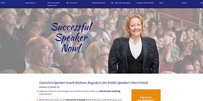 Successful Speaker Now!